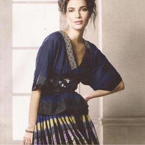 Anthropologie Brand Lithe Kimono style top